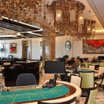 Solaire Resort and Casino gaming area