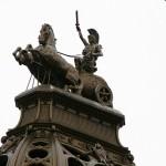 ローマの百人隊長彫像
