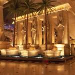 ルクソールホテル&カジノ内観