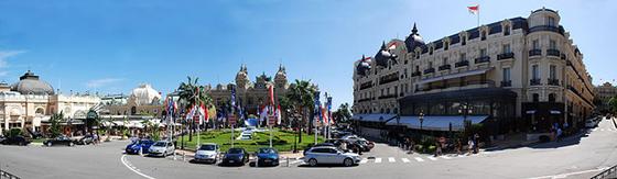Plaza del Casino de Monte Carlo