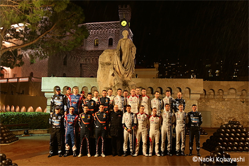 World Rally Championship opening monte carlo