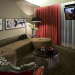 Hard Rock Hotel Macau 客室