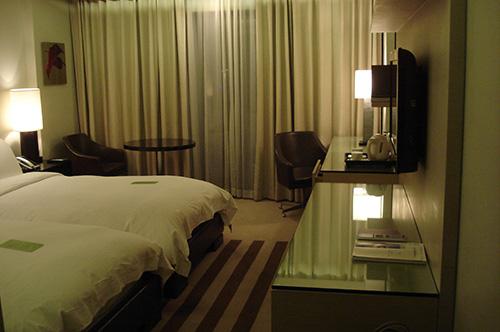 パラダイス ホテル&カジノ デラックスツイン