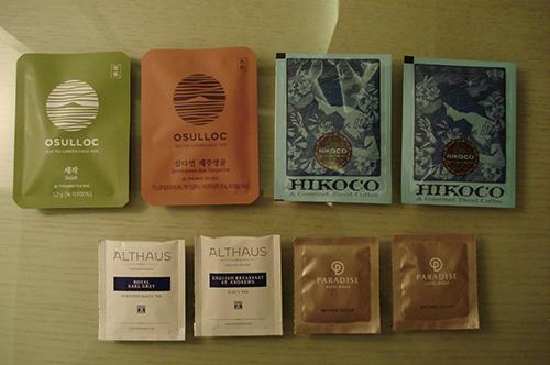 パラダイス ホテル&カジノ コーヒー・お茶・紅茶