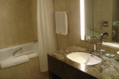 パラダイス ホテル&カジノ 洗面